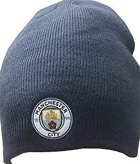 af70315c7f794 Manchester City hat Bronx Charcoal Colour  Amazon.co.uk  Sports ...