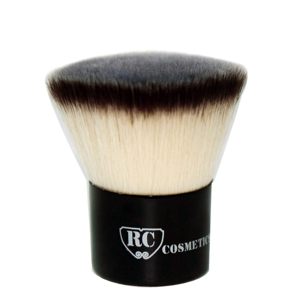 Royal Care Cosmetics Glam Large Pro Flat Top Kabuki Brush From Royal Care Cosmetics, 1-Count