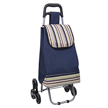 Trolley Dolly Shopping Carrito Plegable Escalera Escalada ...
