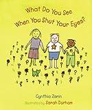 What Do You See When You Shut Your Eyes?, Cynthia Zarin, 0395765072