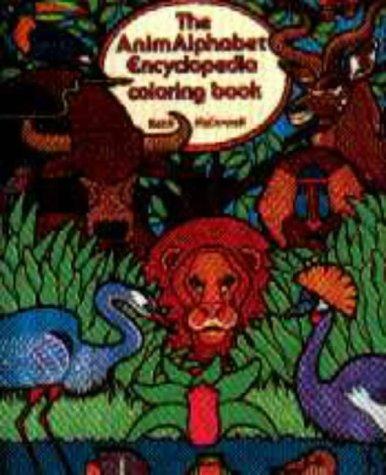 The Animalphabet Encyclopedia Coloring Book (Naturencyclopedia Series)