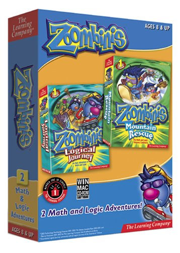 Zoombinis Mini 2 Pack - PC/Mac