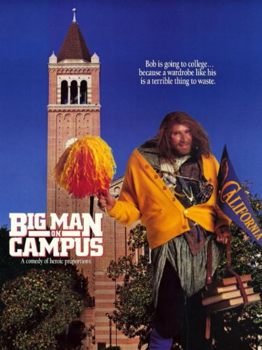 Big Man On Campus (Universities With Best Campus Life)