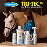 Farnam Tri-Tec 14 Fly Repellent Spray for Horses with Sunscreen 14