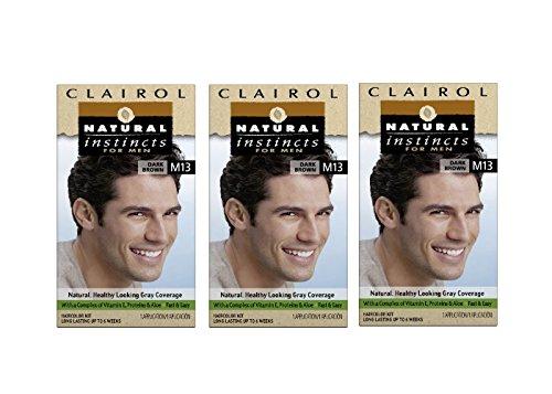 clairol-natural-instincts-hair-color-for-men-m13-dark-brown-1-kit-pack-of-3