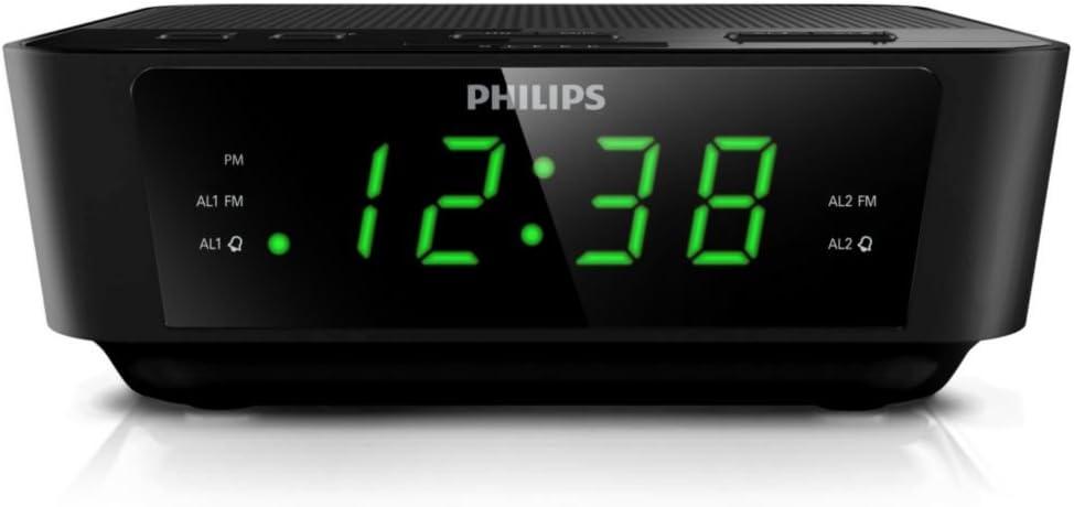 Philips AJ3116M/37 Digital Tuning Clock Radio