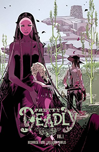 Pretty Deadly Volume 1: The Shrike (Deadly Toy)