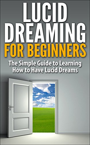 Lucid Dreaming Beginners Learning Lucidity ebook product image