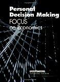 Personal Decision Making, Don R. Leet, R. J. Charkins, Nancy Lang, 1561834947