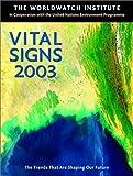 Vital Signs 2003, Worldwatch Institute Staff, 0393324400