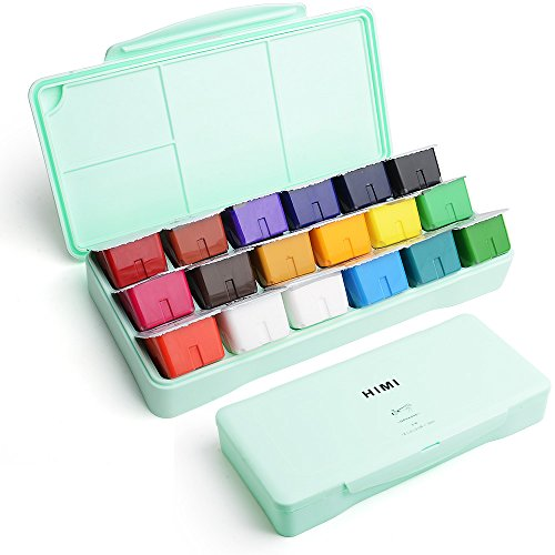 MIYA Gouache Paint Set