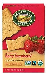 Amazon Com Nature S Path Organic Toaster Pastries
