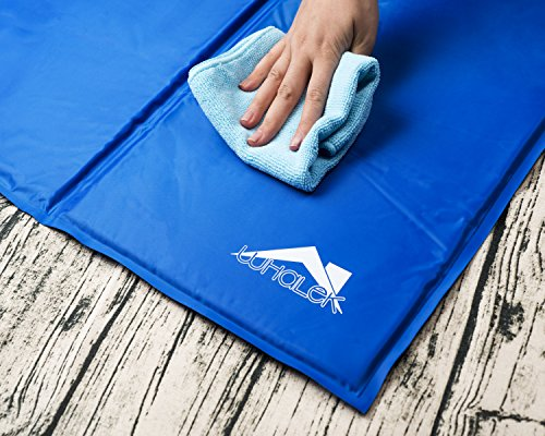 Whalek Pet Cooling Mat Pet Cooling Pad Dog Self Cooling