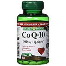 Nature's Bounty CO-Q10 100mg 90 count