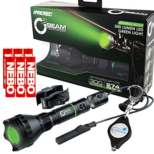 long range flashlight green - 9