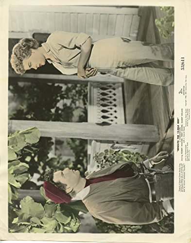Terry Moore Robert Wagner Original 8x10 Photo #U0865