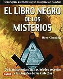 img - for El libro negro de los misterios (Spanish Edition) book / textbook / text book