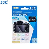"JJC 0.01"" Glass Screen Protector for Nikon D7500"