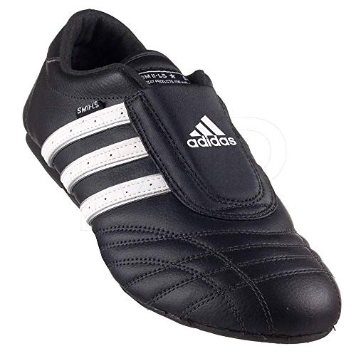 adidas SM II SHOES - black w/white stripes - 10