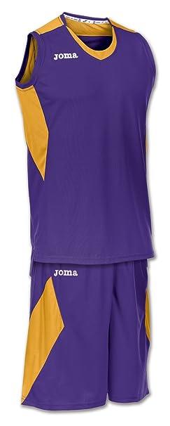 Joma Space - Camiseta y pantalón de Baloncesto para Hombre