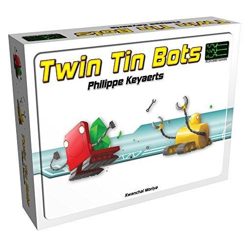Twin Tin Bots Board Game ()
