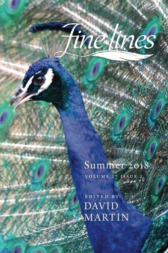 Fine Lines Summer 2018: Volume 27 Issue 2
