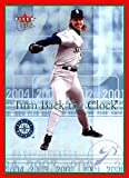 2004 Ultra Turn Back the Clock #3 Randy Johnson HOF SEATTLE MARINERS