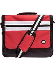 CTA Digital Protective Messenger Bag for Nintendo Switch