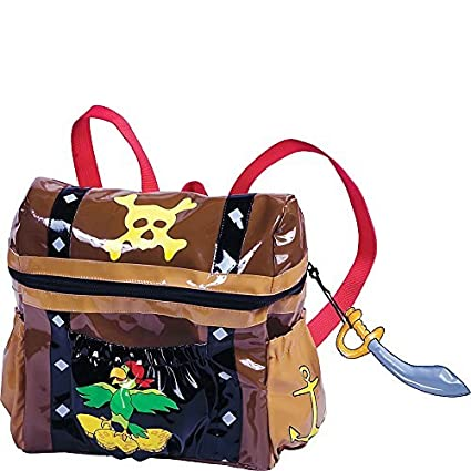 cc2c9d0b314 Image Unavailable. Image not available for. Color: Kidorable Pirate Backpack  ...