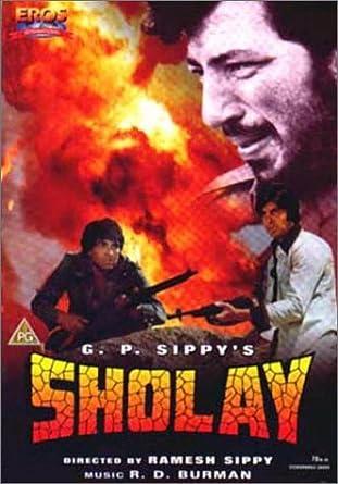 Amazon com: Sholay: Dharmendra, Sanjeev Kumar, Hema Malini, Amitabh