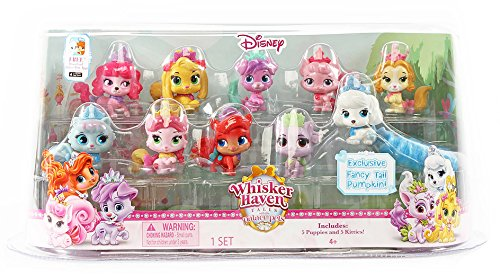 Disney Princess Palace Pets  Whisker Haven Tales  Exclusive 10 Pack