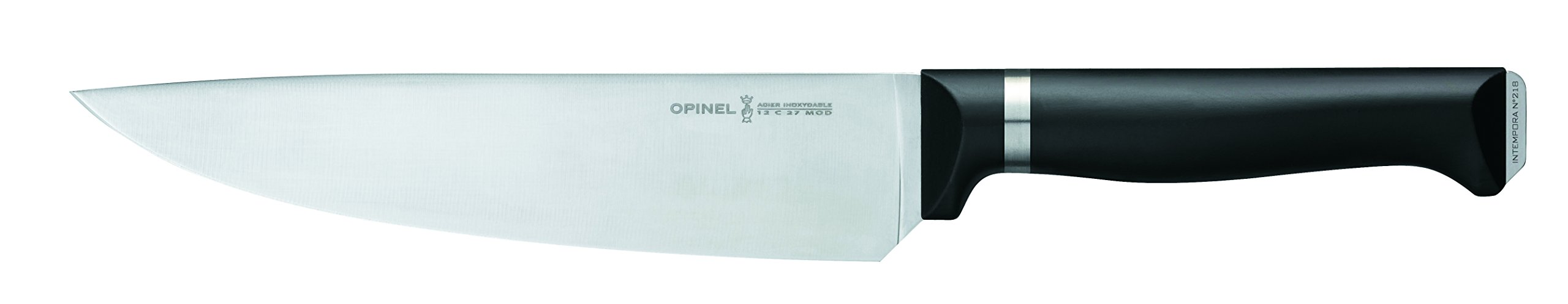 Opinel No 218 Intempora Stainless Steel Multi-Purpose Chef's Knife