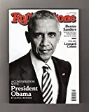 img - for Rolling Stone Magazine (December 15, 2016-December 29, 2016) President Barack Obama Cover book / textbook / text book