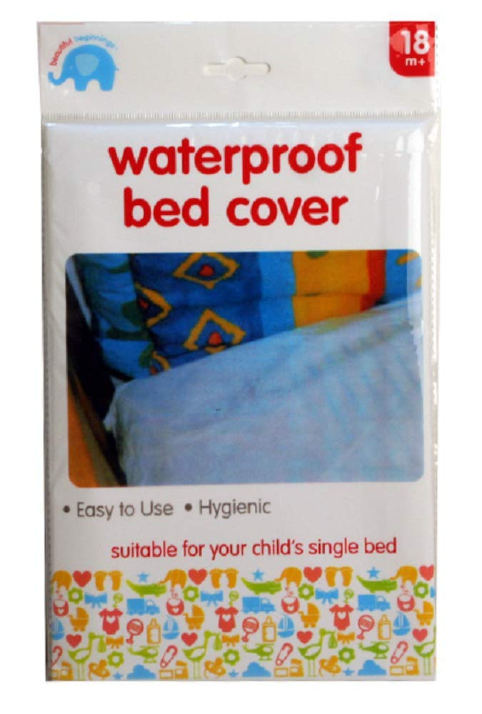 Bed Wetting Waterproof Sheet Single Mattress Cover Protector for Child, Baby, Pets Padget