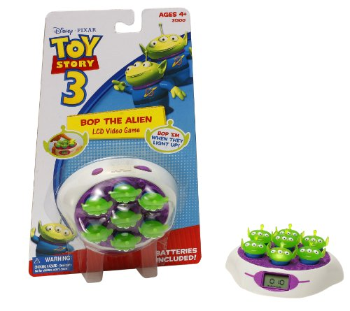 Disney / Pixar Toy Story 3 Lcd Video Game Bop The Alien Picture