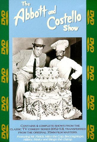 The Abbott & Costello Show, Vol. 2 (1952-53) -