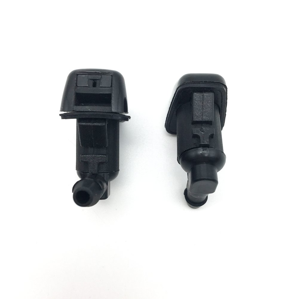 Ensun 2 Pcs Windshield Washer Nozzle for 2011-2016 Ford F250 F350 F450 F550 Super Duty Replace # BC3Z17603A