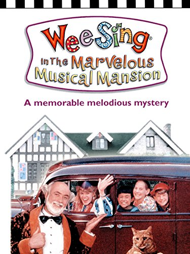 Wee Sing  The Marvelous Musical Mansion