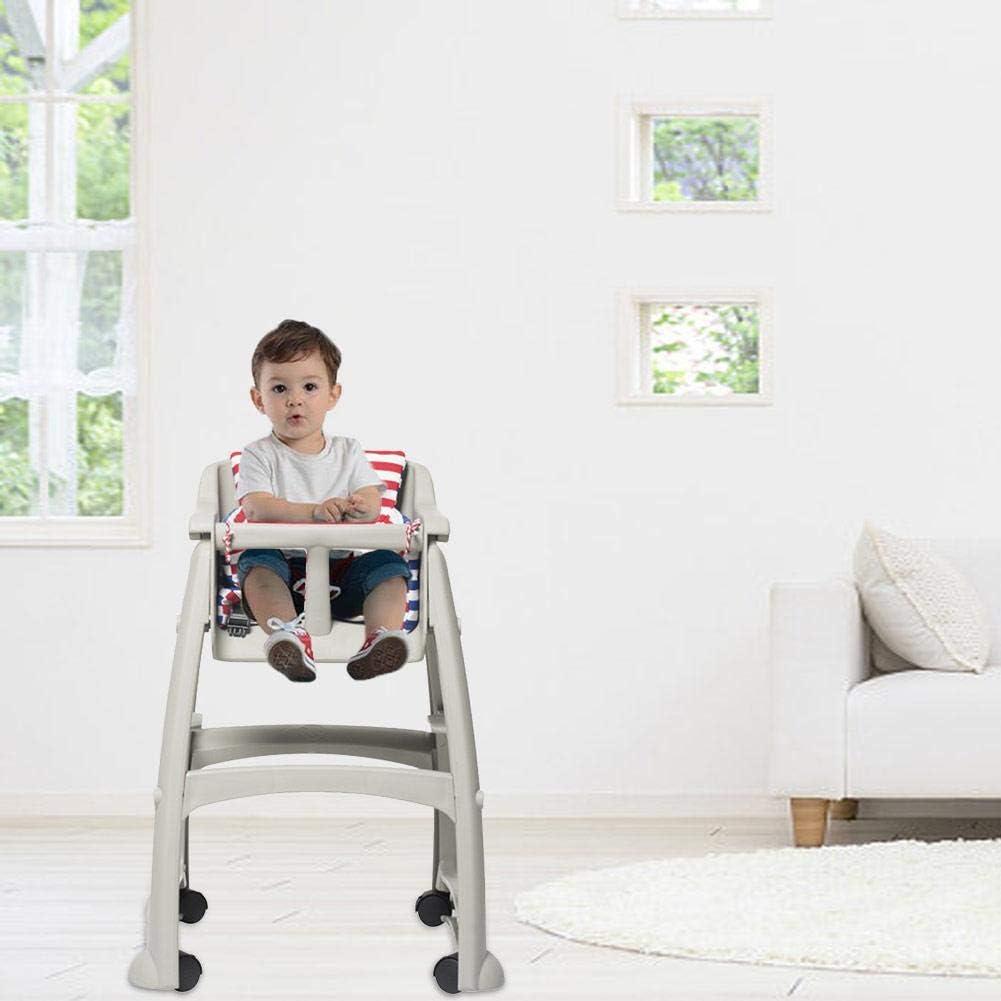 Baiansy Kinder Esszimmerstuhl Pyttig Hochstuhl Sitzkissen und Bezug