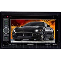 New Kenwood DDX-371 6.1 In-Dash 2-DIN CD/DVD/MP3 Car Stereo Receiver Bluetooth