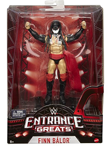 WWE Entrance Greats Finn Balor Action Figure by WWE