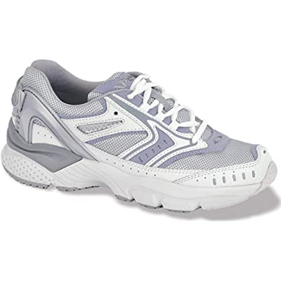 Apex X532W Reina Running Shoe, White/Periwinkle, 11 | Road Running