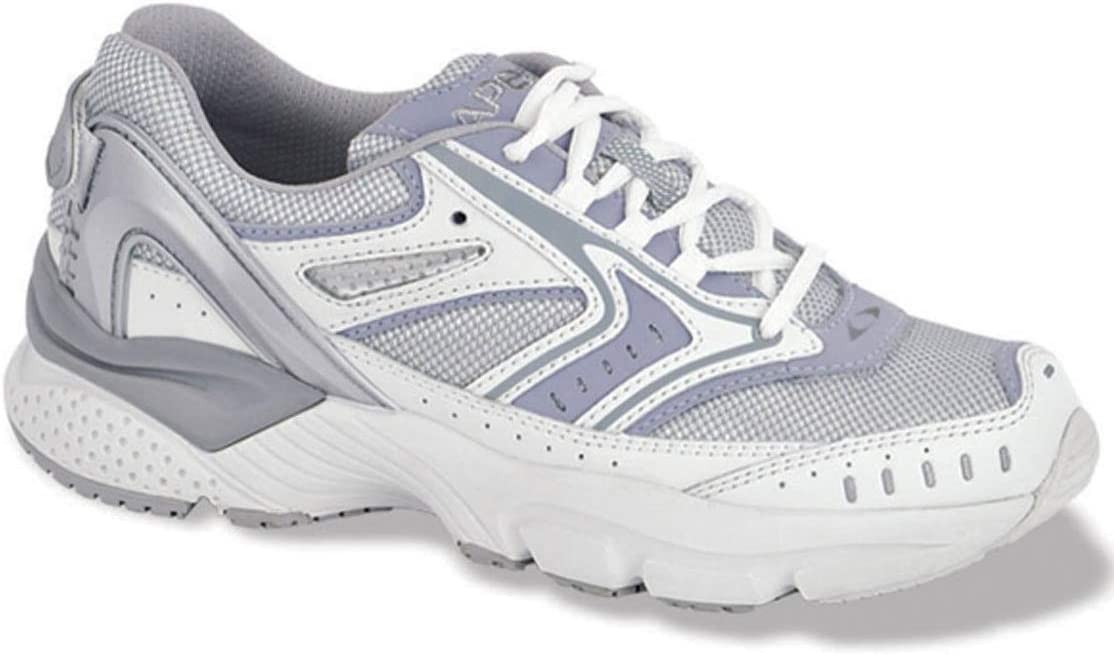 Apex Shoe s X532W Reina Running, White Periwinkle, 11