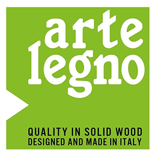 Artelegno Solid Beech Wood Extra Large Cutting Board, Luxurious Italian Siena Collection by Master Craftsmen, Ecofriendly, Natural Finish by Arte Legno (Image #7)