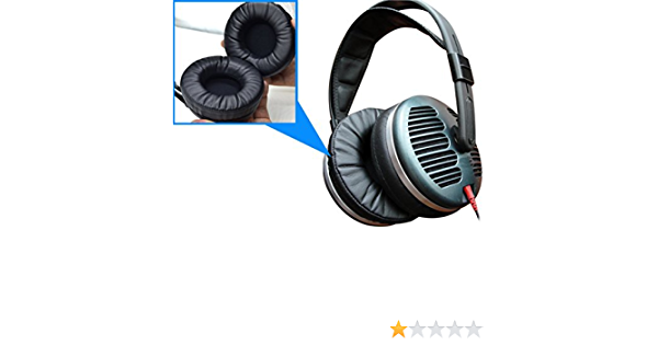 2pcs Replacement Ear Pads Earmuffs Cushion for Sennheiser HD598 Headphones NE