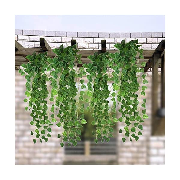 Artificial Dried Flowers Atificial Wreath Leaf Suspended Vine