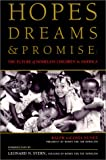 img - for Hopes, Dreams and Promise: The Future of Homeless Children in America book / textbook / text book