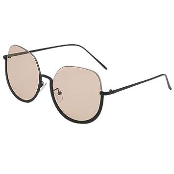 Amazon.com: Pinleg gafas de sol de moda para hombre y mujer ...