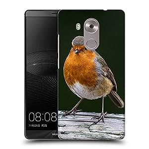 Super Galaxy Coque de Protection TPU Silicone Case pour // F00002720 animal al aire libre del pájaro // Huawei Ascend Mate 8