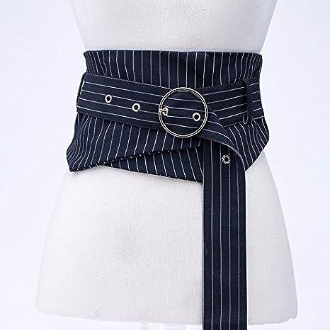De dos piezas de paquete de cintura cinta de tela franja de ...